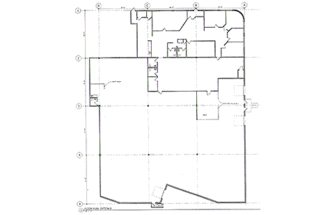 Option B Floor Plan